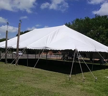 Pole Tent Rentals Tents Over Texas